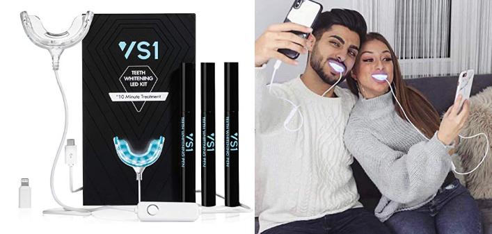 VS1 Teeth Whitening All In One Kit