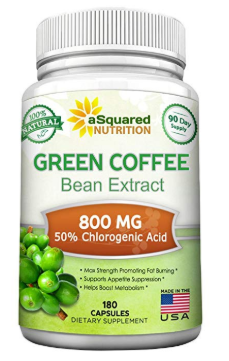 aSquared Nutrition Green Coffee Bean Extract