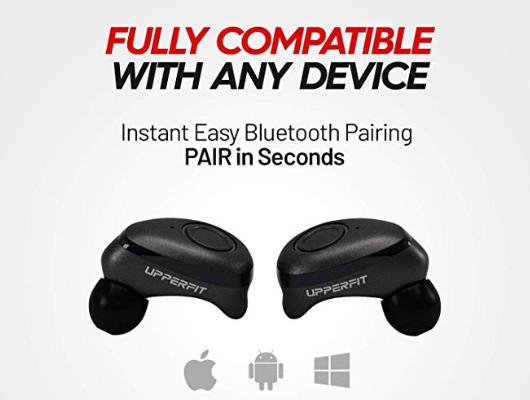 UpperFit wireless Earphones Headset