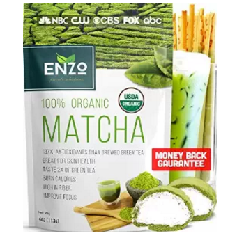 MATCHA Green Tea Powder Fat Burner
