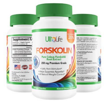 Pure FORSKOLIN for Weight Loss