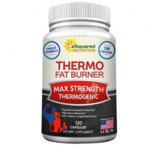 Pure Thermogenic Fat Burner Supplement