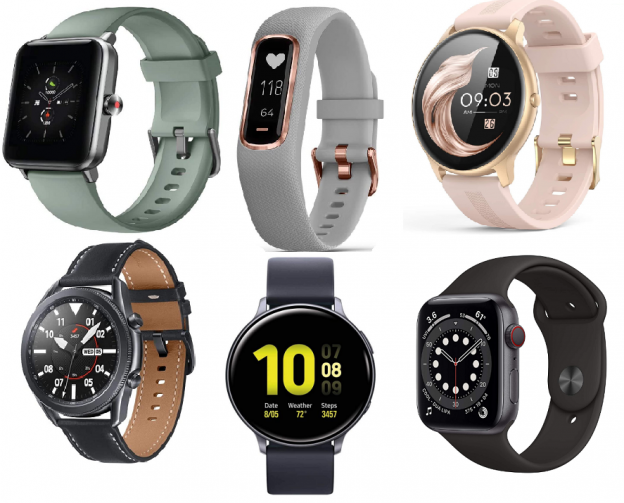 smart watches for men and women