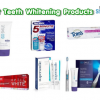 7 Best Teeth Whitening Products