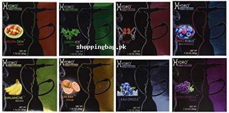 Nicotine Free Hydro Herbal Hookah Shisha Flavor