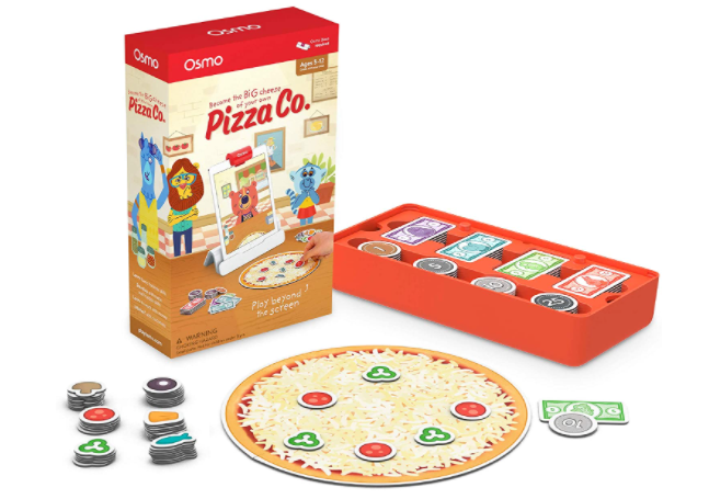 Pizza Co Electronic Learning Toys Game for Kids By Osmo