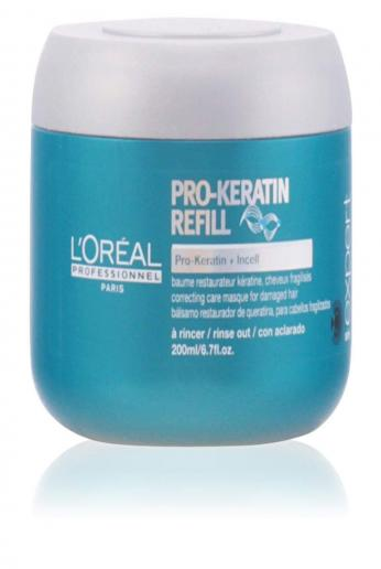 L Oreal Serie Expert Pro Keratin Refill Correcting Care Mask for Unisex, 6.7 Ounce