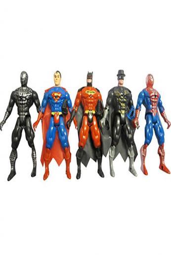 MAINTENANCE JUSTICE Superheros Action Figures
