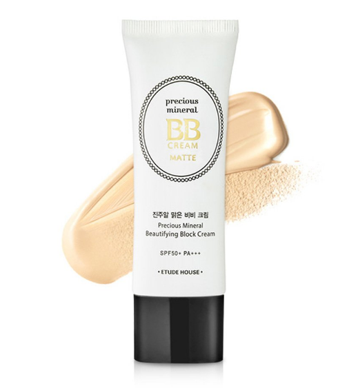Etude House Precious Mineral Beautifying Block BB Cream