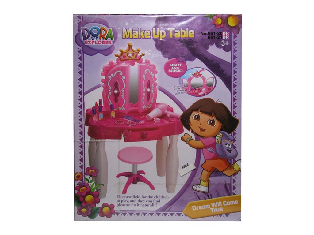 Dora The Explorer Makeup Table Toys Online Shopping In