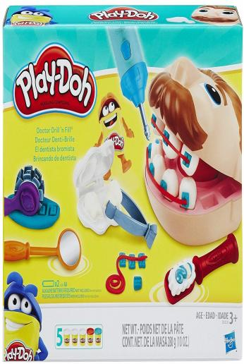 Play Doh Doctor Drill N Fill Playset