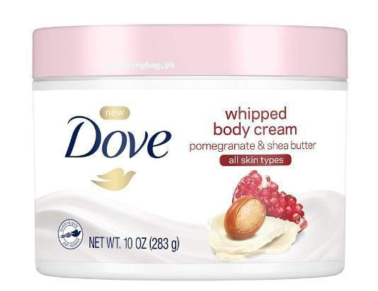 Dove Whipped Body Cream Pomegranate and Shea Butter