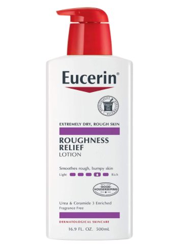 Eucerin Roughness Relief Lotion for Dry Skin 16.9 fl. oz.