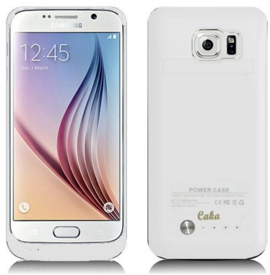 galaxy s6 case charger