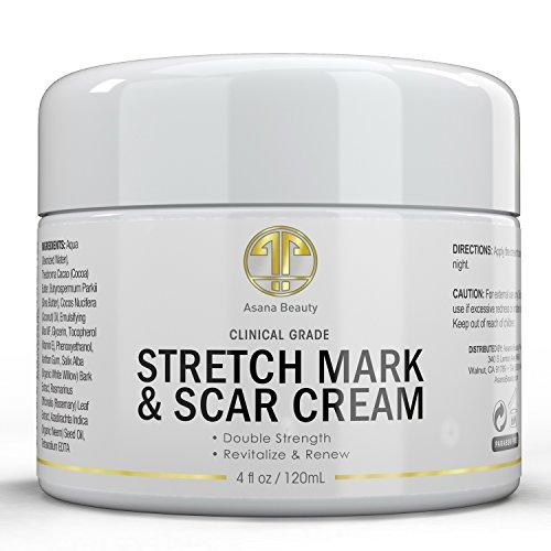 Buy Imported Asana Beauty Stretch Mark Pregnancy And Scar Cream