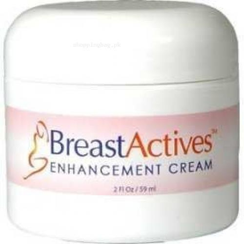 Breast Actives All Natural Breast Enhancement Cream Price In Pakistan
