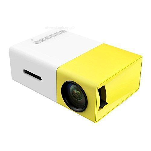 deeplee mini portable led projector home theater price in pakistan. Black Bedroom Furniture Sets. Home Design Ideas