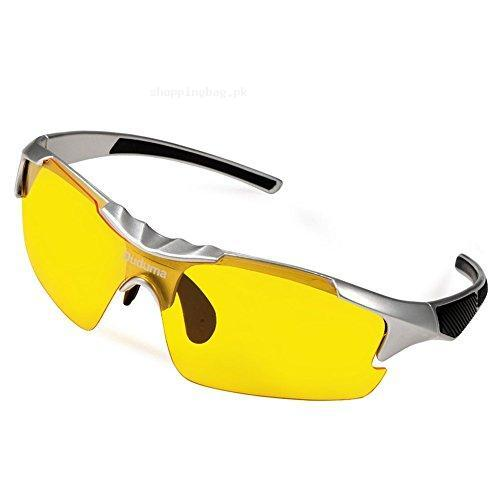 9efc5c0ef92 Duduma Yellow Night Vision Polarized Sunglasses for Driving Price in ...