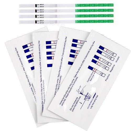 Ecloud Ovulation Predictor & Pregnancy Strips