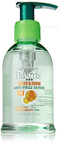 Garnier Fructis Hair Sleek & Shine Anti-Frizz Serum