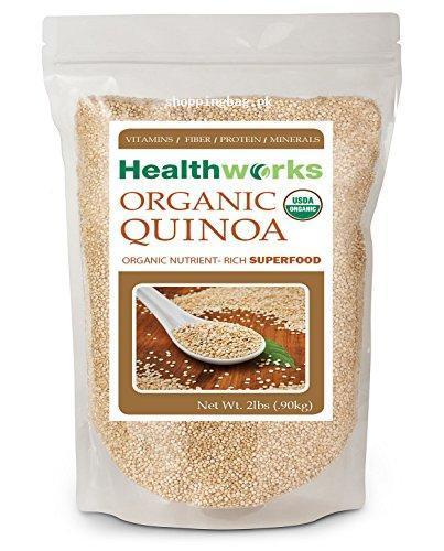 Organic quinoa price