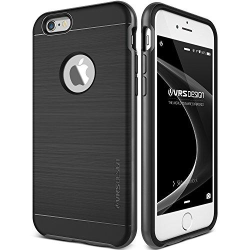 free shipping 16f16 44d79 Apple iPhone 6 6S Plus 5.5 Military Grade Steel Silver Case