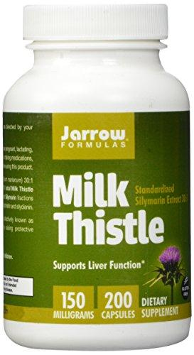 Jarrow Milk Thistle Supports Liver