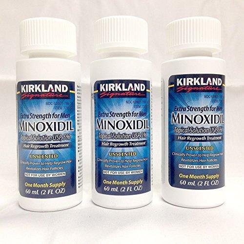 Minoxidil Hair Regrowth For Men