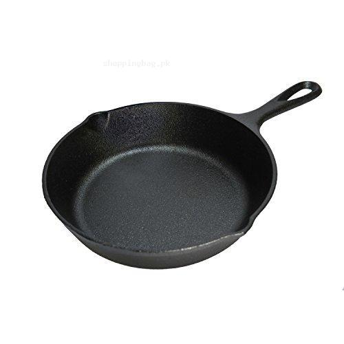 Lodge Pre-Seasoned Fry Pan (6.5 Inch)