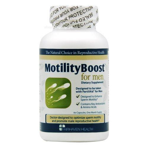 Physical health sperm motility