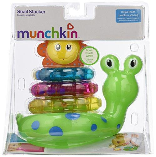 munchkin snail stacker bath toy online shopping in. Black Bedroom Furniture Sets. Home Design Ideas
