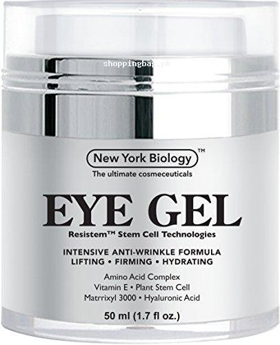 Eye Cream For Dark Circles By New York Biology Price In Pakistan