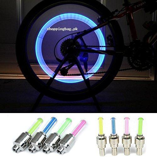Tire LED Lights For Car Bike Wheels (4 Pack) Online