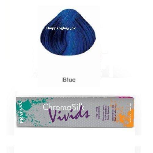 Pravana Chromasilk Hair Color Cream Blue Price In Pakistan
