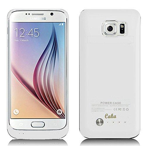 best website d013f f55ad Samsung Galaxy S6 Edge External Battery Charger Case, Rechargeable ...