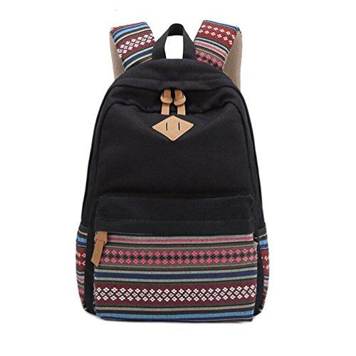 School College Campus Bag for boys and girls in Black Buy 9ec9426cf0c72