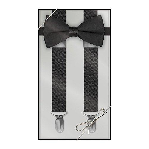 84054a95cae8 ... Suspender & Bow Tie Set in Black. Request for Call