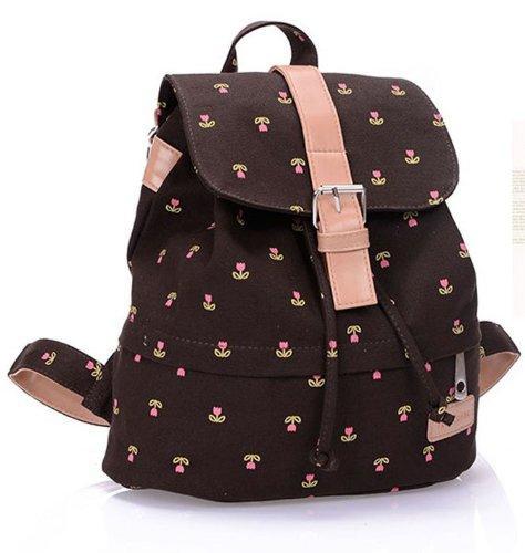 Fashion Girls Flower Backpack, Girls School Bag Online Shopping in ...