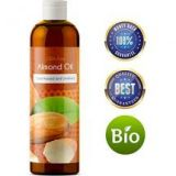 Cold Pressed Almond Oil for Skin Nails and Hair Growth (4Oz)