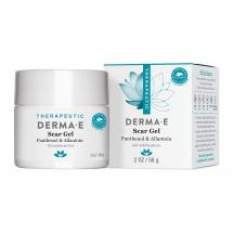 DERMA E Scar Gel for acne scars, burns, tattoos, callouses, & stretchmarks