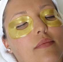 Gold Eye Mask Patches Sheet Anti Aging Reduce Wrinkles & Dark Circles