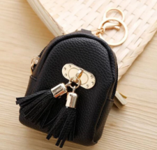 Zipper Coin bag keyc…
