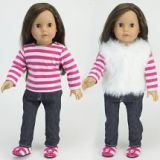 18 Inch American Girl Doll's Dress