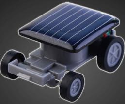 Smallest Solar Panel…