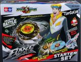 Flame Soul Spinning Attack Ring BeyBlade Top Set
