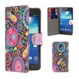 Samsung Galaxy S4 for Active i9295 Leather Wallet Case