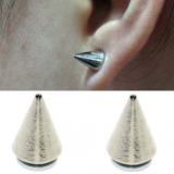 HuntGold Cone Magnetic Earring