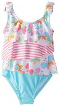 Butterfly Swimsuit For Baby-Girls
