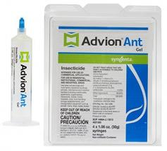 Advion Ant Bait Gel Insecticide With 4 Tubes from Syngenta