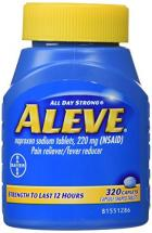 Aleve Pain Reliever …